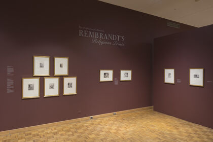 Rembrandt's Religious Prints: the Feddersen Collection at the Snite Museum of Art
