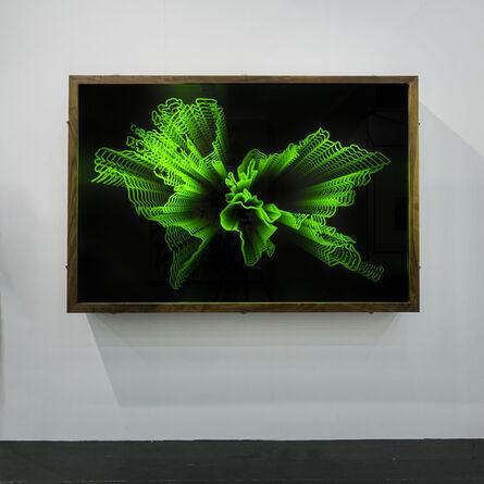 Iván Navarro, 'Sediments', 2018