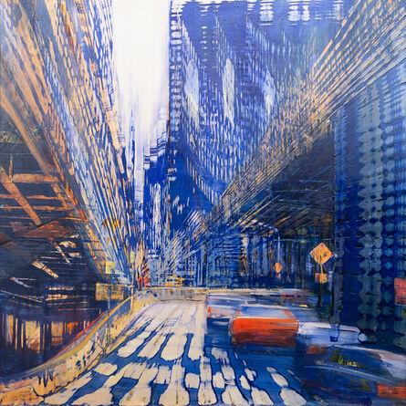 David Allen Dunlop, 'Bridge Traffic Patterns', ca. 2019