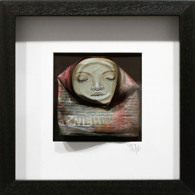My Dog Sighs, 'It seems too unfair. I want to cry.', 2016