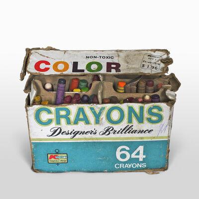Chou Yu-Cheng  周育正, '64 Crayons from USA ', 2009