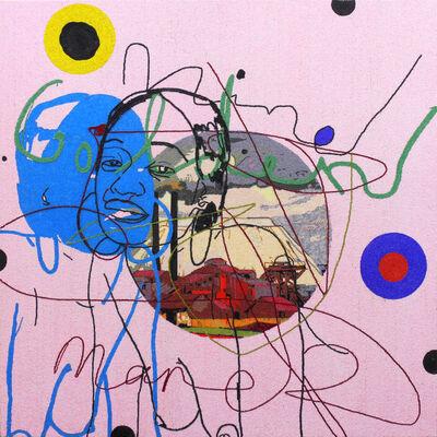 Wayne Barker, 'Mine Gold', 2015