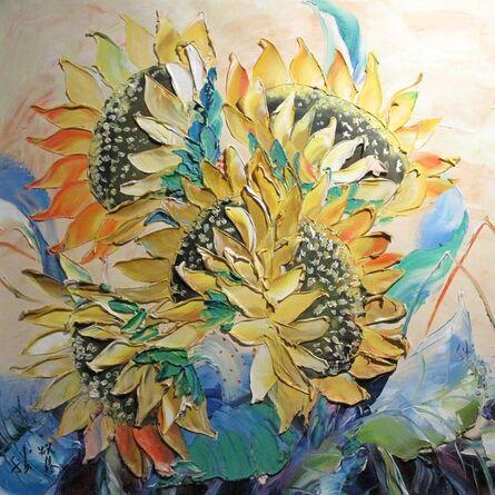Zhang Shengzan 张胜赞, 'Warmth of the sun', 2009