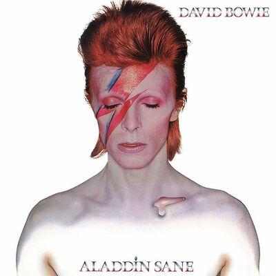 Brian Duffy, 'David Bowie Aladdin Sane - Eyes Close', 1973