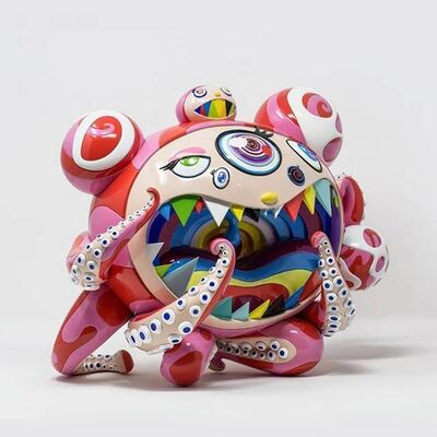 Takashi Murakami, 'Dobtopus B', 2017