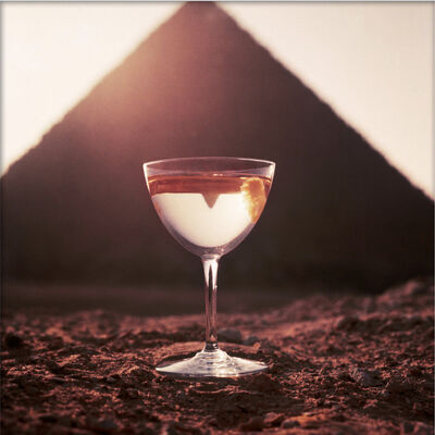 Bert Stern, 'Driest of the Dry, Smirnoff Vodka', 1955