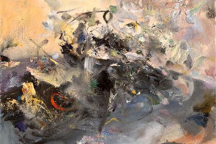 Meadow: Paintings by Ashley Garrett