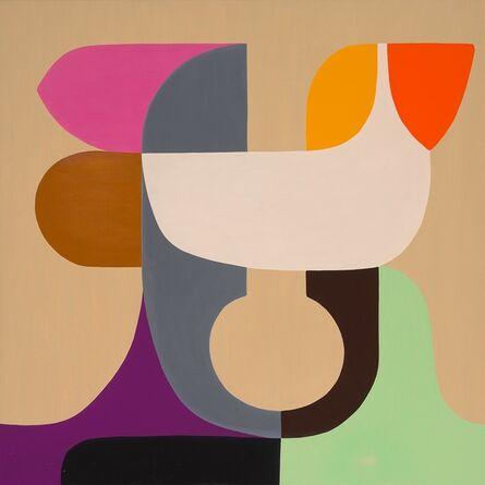 Stephen Ormandy, 'Guardian', 2015