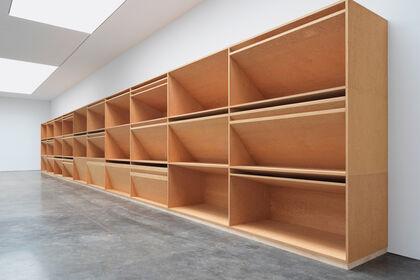 Donald Judd: Artwork: 1980