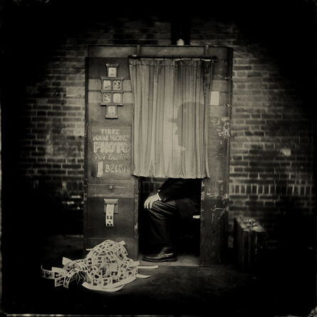 Alex Timmermans, 'storytelling - addicted to selfies', 2015