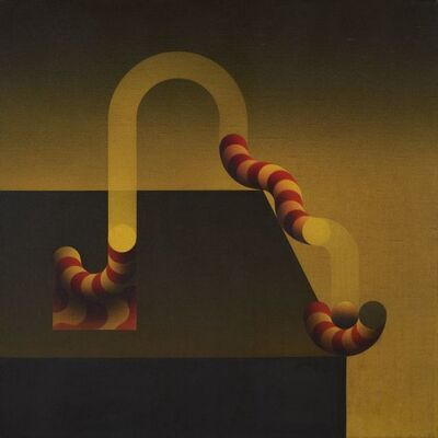 Julio Le Parc, 'Modulacion 734', 1984