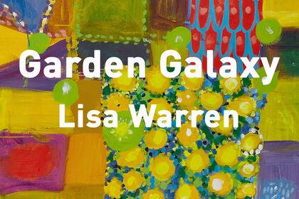 Lisa Warren 'Garden Galaxy'