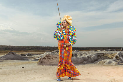 Osborne Macharia: Stories of Future Past