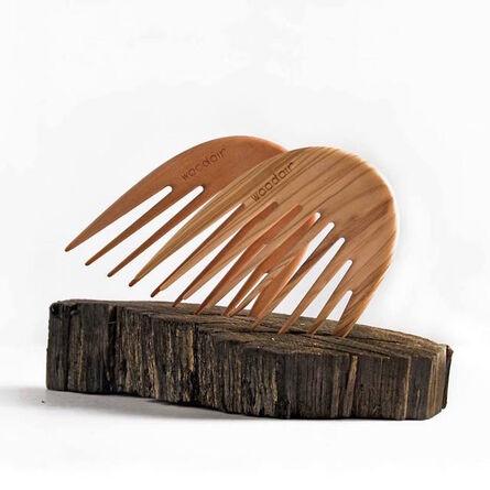 Sanja Rotter, 'Woodoir combs'