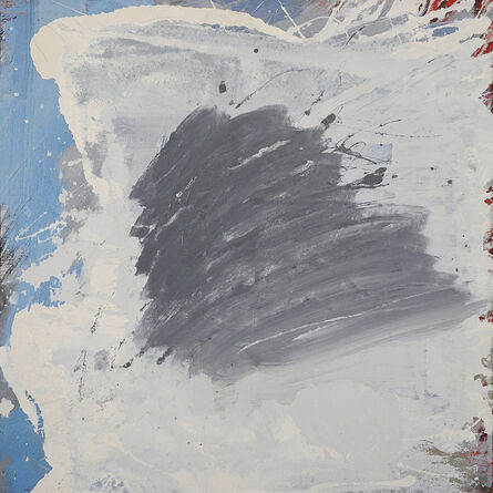 Michael Taylor (b. 1933), 'White and Grey', 1969