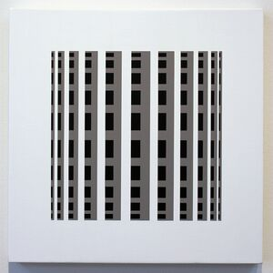 Susie Rosmarin, 'White Gray Black #454', 2013