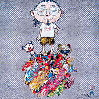 Takashi Murakami, 'Me and the Mr. DOBs', 2013