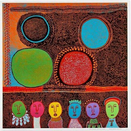 Yayoi Kusama, 'Untitled (exhibition poster)', 2018