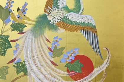 Takehiro Kato Japanese Painting Exhibition