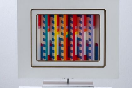 Yaakov Agam -  Gallery Exclusive collection