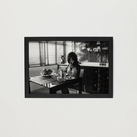 Jenevieve Aken, 'The Masked Woman (kitchen)', 2014