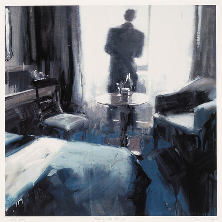 James Hart Dyke, 'Waiting in the Hotel Room ', 2011