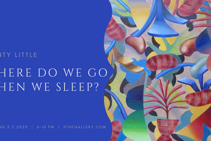 Monty Little: Where Do We Go When We Sleep?