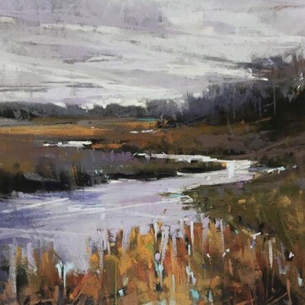 Laurinda Phakos O'Connor, 'December Marsh', 2019