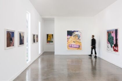 Pat Phillips: Untitled (Works on Paper)