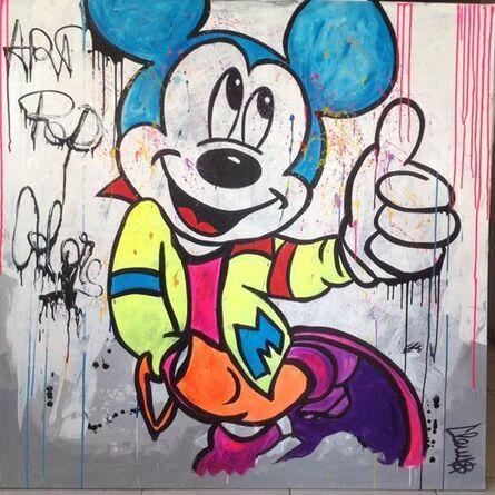 Clem$, 'Art Pop Colors ', 2017