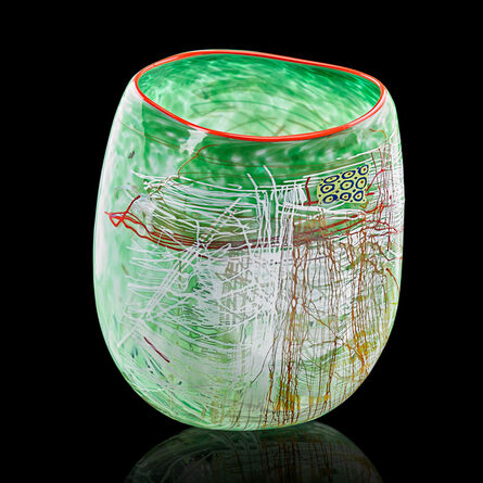 Dale Chihuly, 'Soft Cylinder', 1995