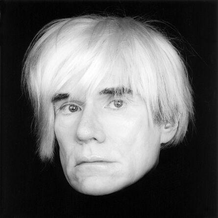 Robert Mapplethorpe, 'Andy Warhol', 1986