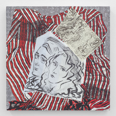 Aliza Nisenbaum, 'Anthony and I, Susanna's letter', 2015