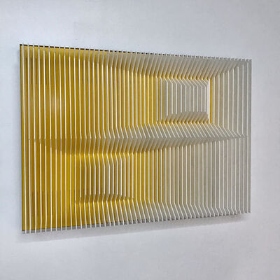 J. Margulis, 'Yellow cross perspectives', 2017