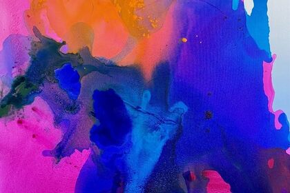 Abstract Expressionism - Elevate Your Mood