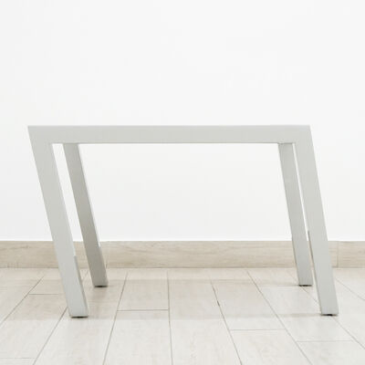 Rafael Barrios, 'Mesa/Table (Plata)', 2017