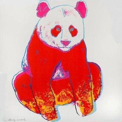Andy Warhol, 'Giant Panda', 1983