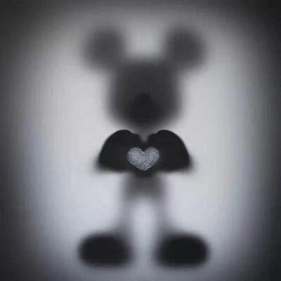 whatshisname, 'Whatshisname share the love Mickey diamond dust', 2020