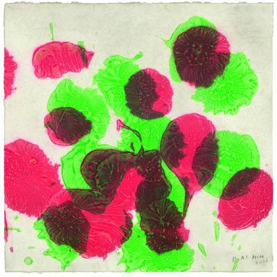 Howard Hodgkin, 'Spots before my eyes', 2014