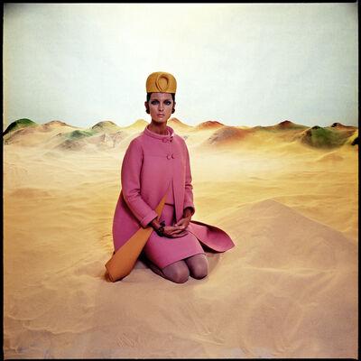 Gian Paolo Barbieri, 'Mirella Petteni, Valentino, Couture Spring-Summer Collection', 1967