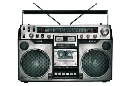 Lyle Owerko - The Boombox Project 2020