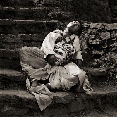 Dana Gluckstein, 'Dancer, Bhutan', 2010