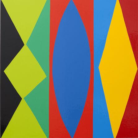 Kim MacConnel, '25 Rabbit', 2012