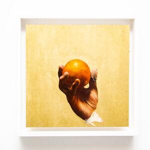 Isaac Pelayo, 'Naranja 1', 2020