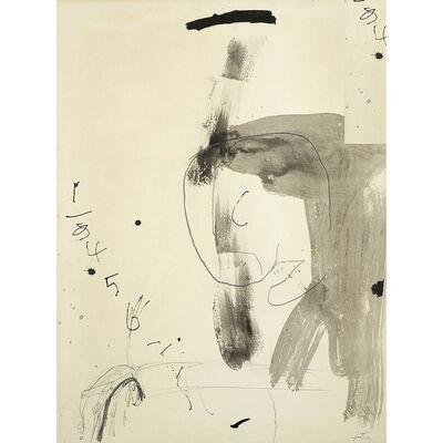 Antoni Tàpies, 'Sans titre', circa 1965