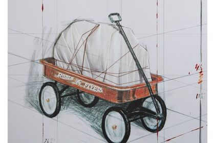 HOMMAGE A CHRISTO & JEANNE-CLAUDE