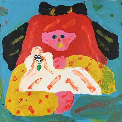 Misaki Kawai, 'Fluffy Friend', 2017