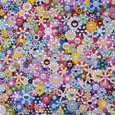 Takashi Murakami, 'Bouquet of Love', 2016