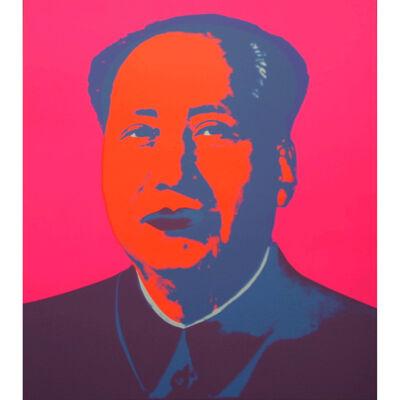 Andy Warhol, 'Mao Hot Pink (Sunday b. Morning)', 2019-2021