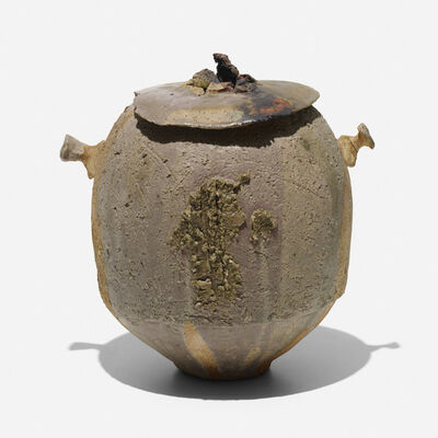 Ruth Duckworth, 'Untitled (lidded vessel)', 1970